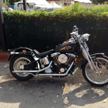 Softail Springer 1340